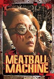 Meatball Machine Poster