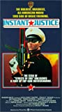 Instant Justice (1986) Poster