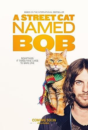 A Street Cat Named Bob poster