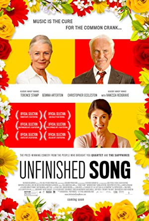 Unfinished Song poster