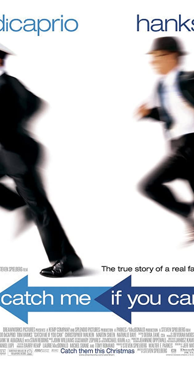 You Can Do It: Catch Me If You Can (2002)