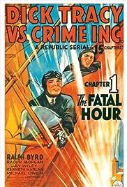 Dick Tracy vs. Crime, Inc. Poster