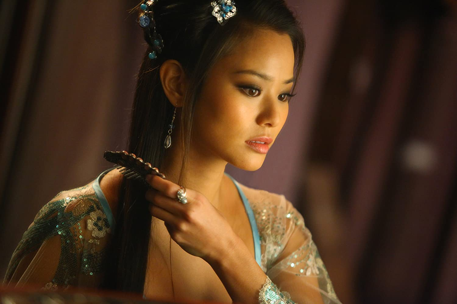 Jamie Chung in The Man with the Iron Fists (2012)