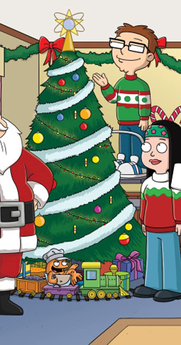 Quot American Dad Quot The Most Adequate Christmas Ever Tv
