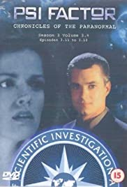 PSI Factor: Chronicles of the Paranormal Poster