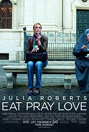 Eat Pray Love poster