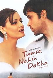 Tumsa Nahin Dekha Poster