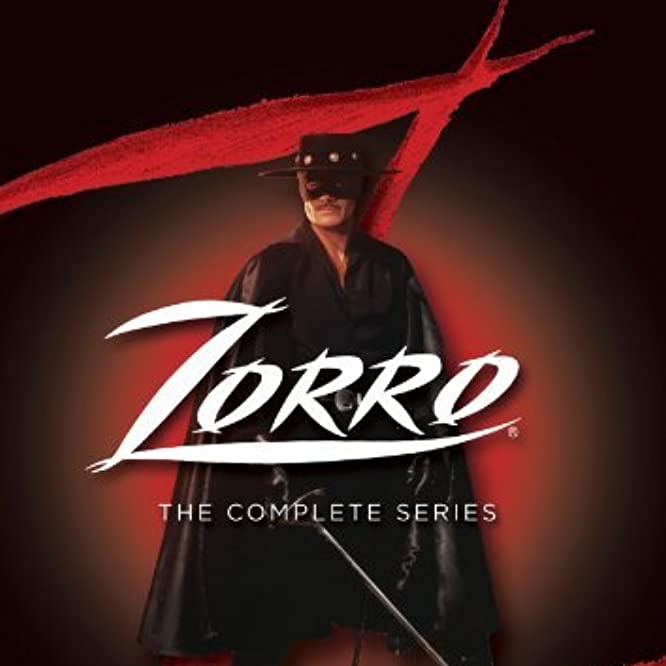 Duncan Regehr in Zorro (1990)