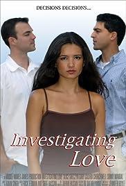 Investigating Love Poster