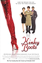 Kinky Boots(2005) Poster - Movie Forum, Cast, Reviews