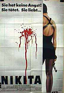 La Femme Nikita is a 1990 French action film directed by Luc Besson and starring Anne Parillaud as Nikita movies365.in