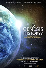 Is Genesis History?(2017) Poster - Movie Forum, Cast, Reviews