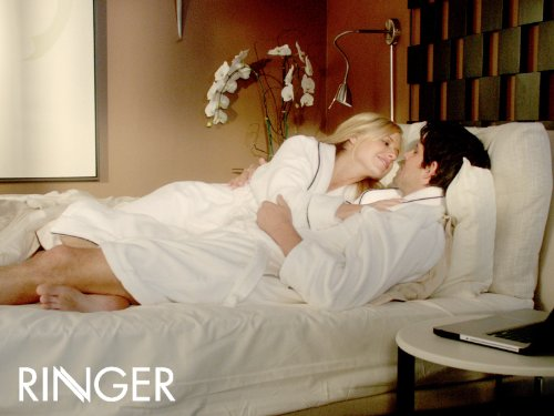 Sarah Michelle Gellar and Kristoffer Polaha in Ringer (2011)