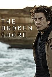 The Broken Shore Poster