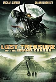 The Lost Treasure of the Grand Canyon Poster