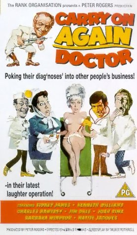 Carry on Again Doctor (1969)