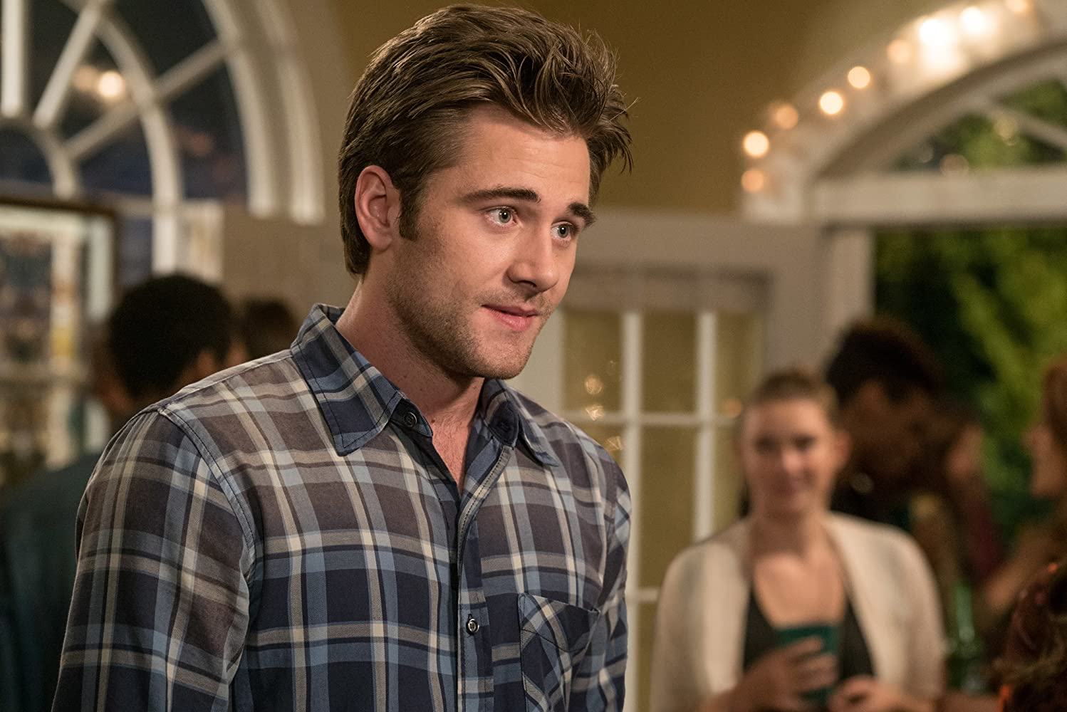 Luke Benward in Life of the Party (2018)