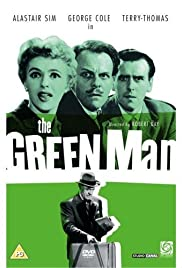 The Green Man Poster