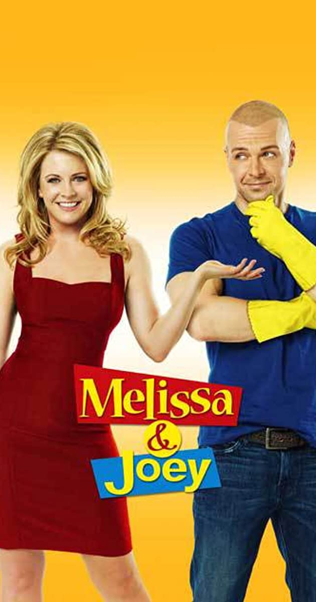 melissa and joey dating on the show