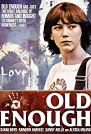 Old Enough(1984) Poster - Movie Forum, Cast, Reviews