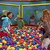 Bella Thorne, Zendaya, and Shane Giedraitis in Shake It Up (2010)