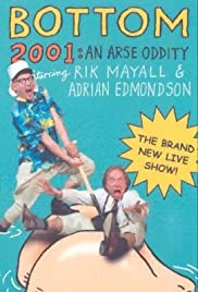 Bottom 2001: An Arse Oddity (2001) Poster - Movie Forum, Cast, Reviews