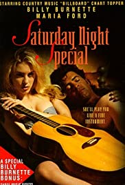 Saturday Night Special Poster