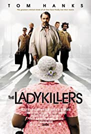 The Ladykillers(2004) Poster - Movie Forum, Cast, Reviews