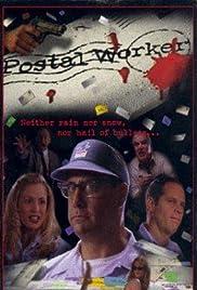 Postal Worker Poster