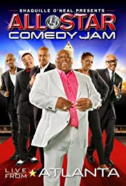 Shaquille O'Neal Presents: All Star Comedy Jam - Live from Atlanta Poster