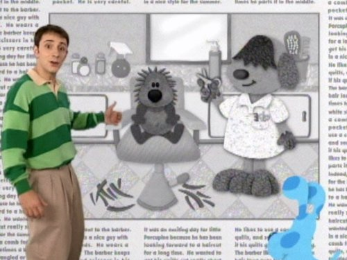 """Pictures & Photos from """"Blue's Clues"""" What's New, Blue ..."""