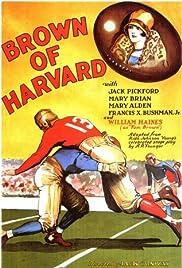 Brown of Harvard Poster
