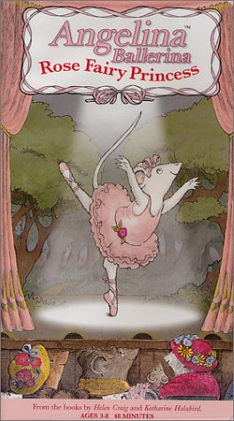 Angelina Ballerina 2001 2009