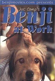 Benji at Work Poster