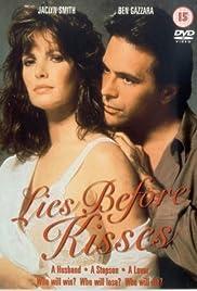 Lies Before Kisses(1991) Poster - Movie Forum, Cast, Reviews