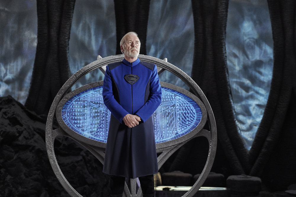 Ian McElhinney in Krypton (2018)