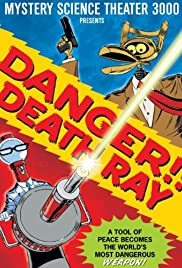 Danger!! Death Ray Poster