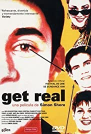 Get Real Poster