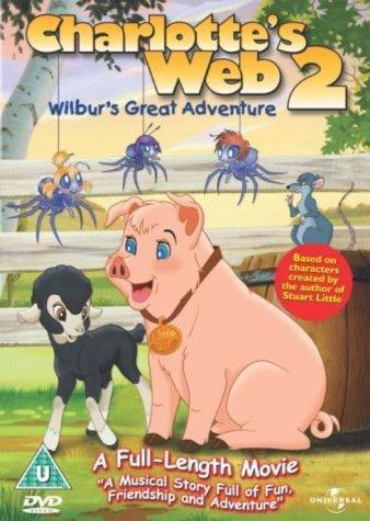 Charlotte S Web 2 Wilbur S Great Adventure Video 2003