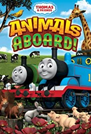Thomas & Friends: Animals Aboard! Poster