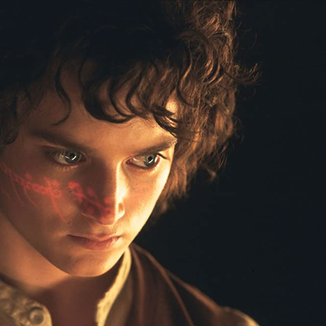 Elijah Wood in The Lord of the Rings: The Fellowship of the Ring (2001)