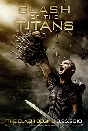 Clash of the Titans Pelicula Poster