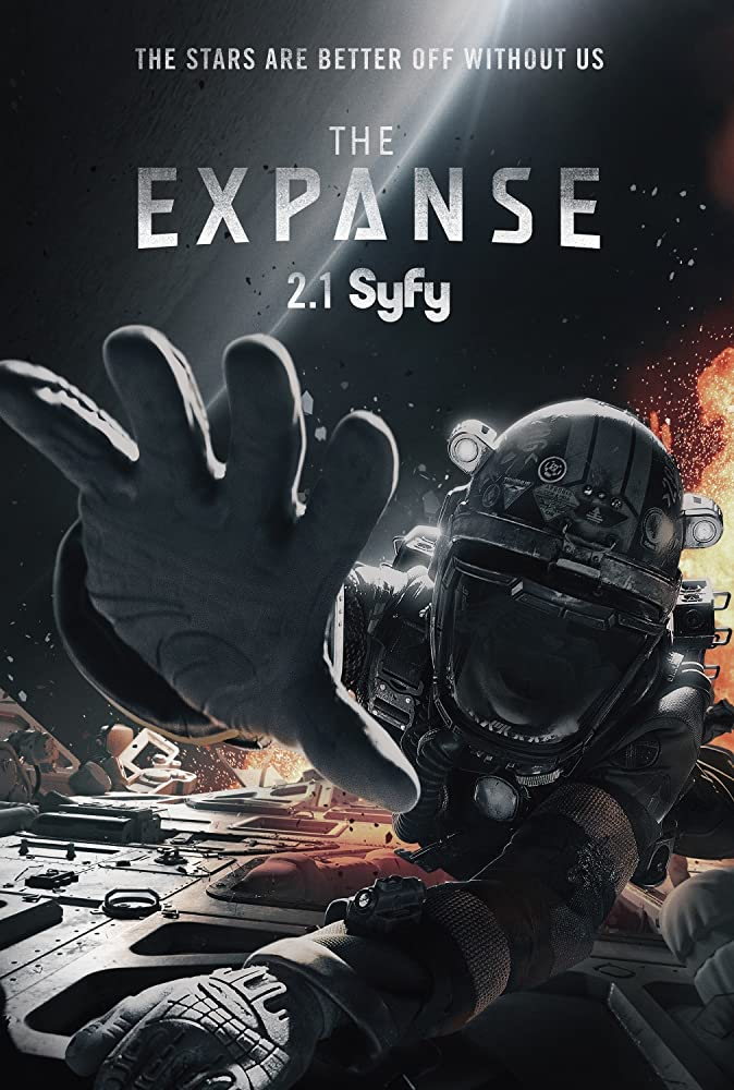 Assistir The Expanse Dublado e Legendado Online