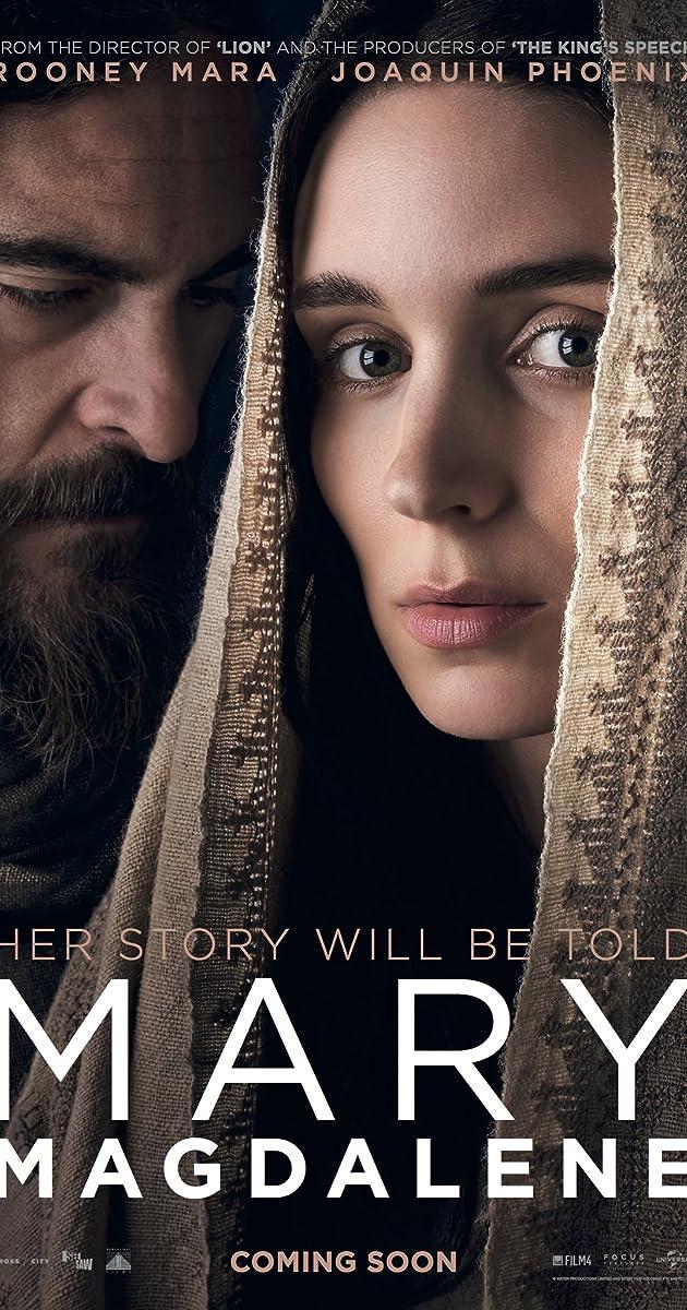 Marija Magdalena / Mary Magdalene (2018)