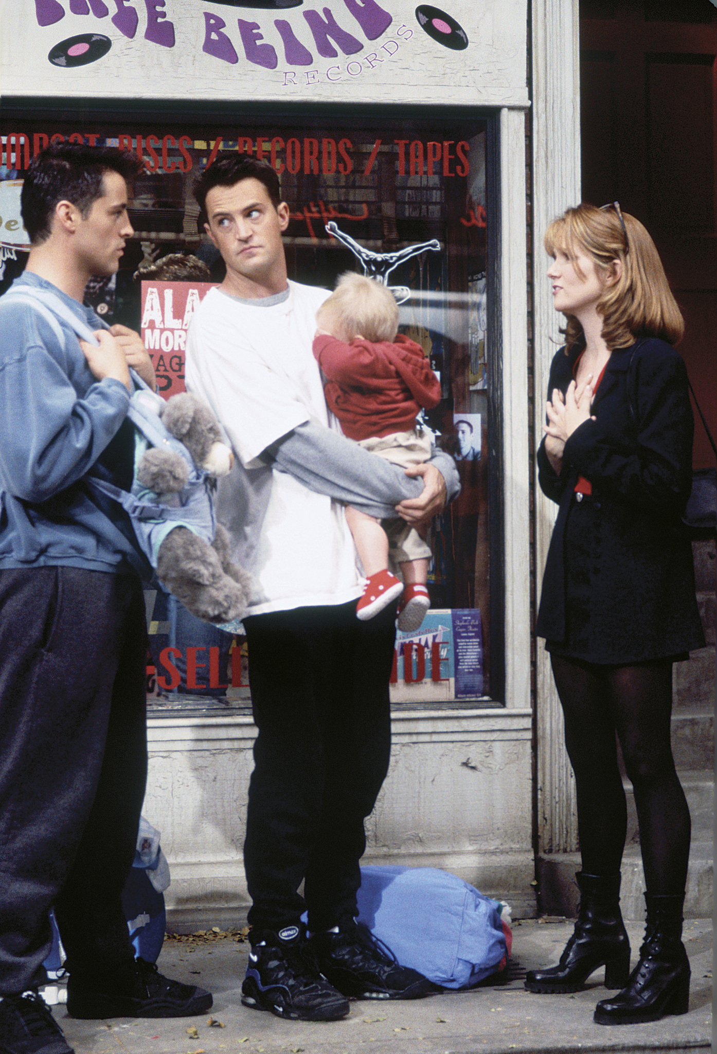 Friends: The One with the Baby on the Bus | Season 2 | Episode 6