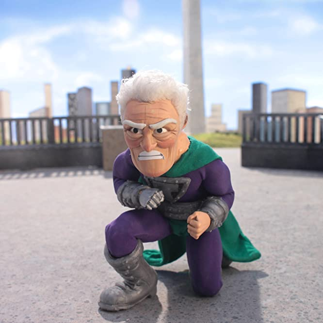 Bryan Cranston in SuperMansion (2015)