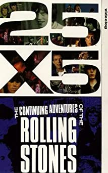 25x5 the continuing adventures of the rolling stones