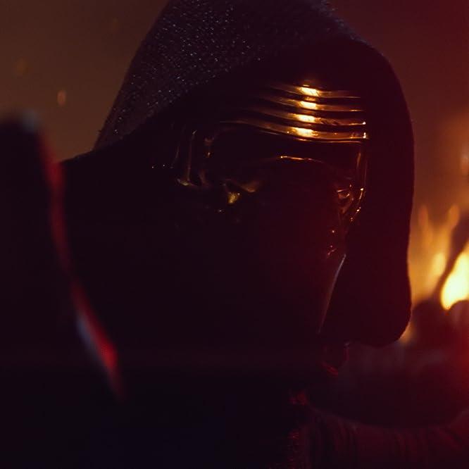 Adam Driver in Star Wars: The Force Awakens (2015)