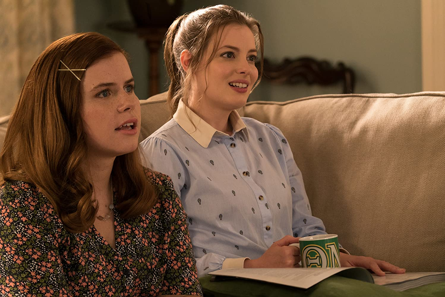 Gillian Jacobs and Jessie Ennis in Life of the Party (2018)