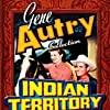 Gene Autry, Gail Davis, and Champion in Indian Territory (1950)